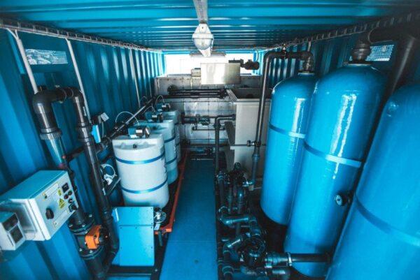 Posílení dodávek pitné vody vRajnochovicích | HUTIRA