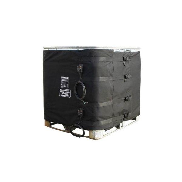 Topný plášť pro IBC nádrže | HUTIRA