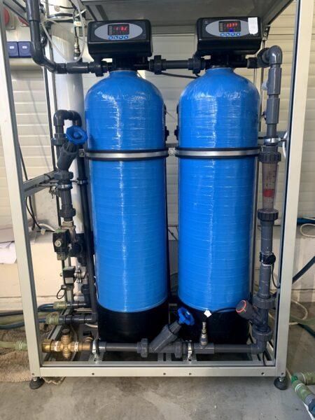 Technologie na úpravu studniční vody – WaterCat 500