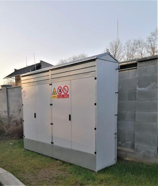 Výroba regulačního zařízení pro společnost GasNet | HUTIRA