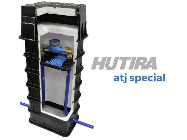 Změny vnabídce sortimentu vodoměrných šachet: Přesouváme sortiment i specialisty pod hlavičku společnosti ATJ special