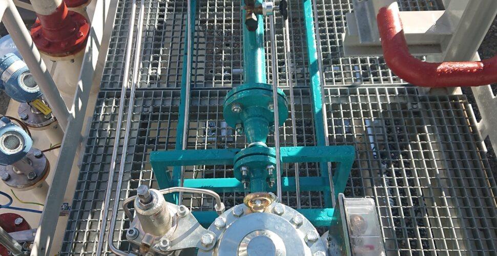 HUTIRA-BRNO pomohla smodernizací zásobníku zemního plynu vDambořicích