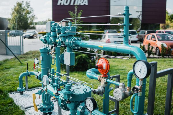 Areál společnosti HUTIRA – BRNO vPopůvkách zdobí nová regulační stanice | HUTIRA